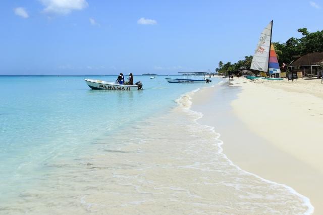 Jamaican Shoreline